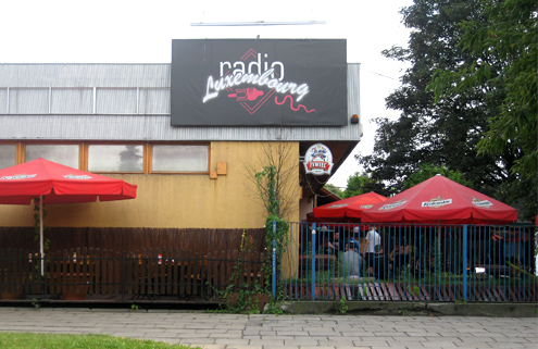 Radio Luxembourg - the venue in Poland