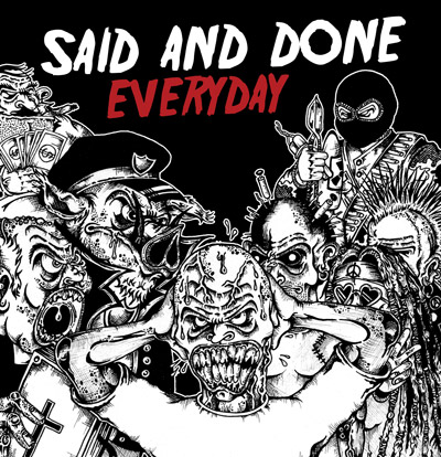 Everyday LP - Pre-order now!