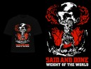 "Said And Done ""Weight Of The World"" SHIRT"