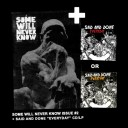 Some Will Never Know issue 2 + Said And Done CD/LP package